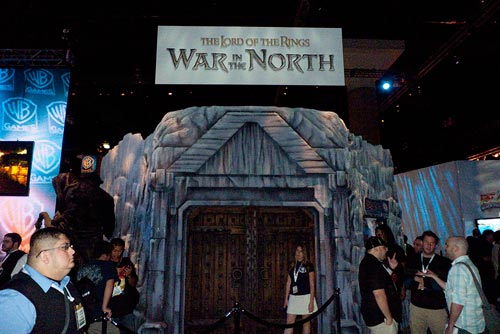 The Lord Of The Rings -  War In The North at E3