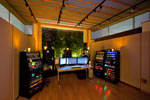 Clearstory Sound - John Rodd's recording, mixing & mastering studio - built from the ground up as a studio