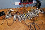 The power supplies at Abbey Road